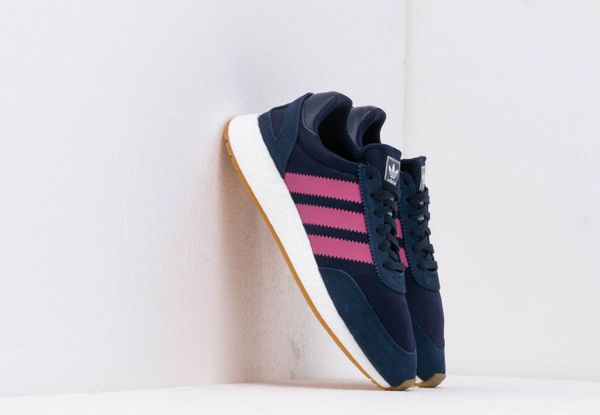 adidas Originals adidas I-5923 Night Indigo/ Real Pink S18/ Gum 3