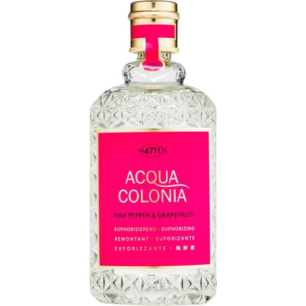 4711 4711 Acqua Colonia Pink Pepper & Grapefruit одеколон унисекс 170 мл.