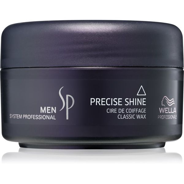 Wella Professionals Wella Professionals SP Men Precise Shine восък за коса  за мъже 75 мл.
