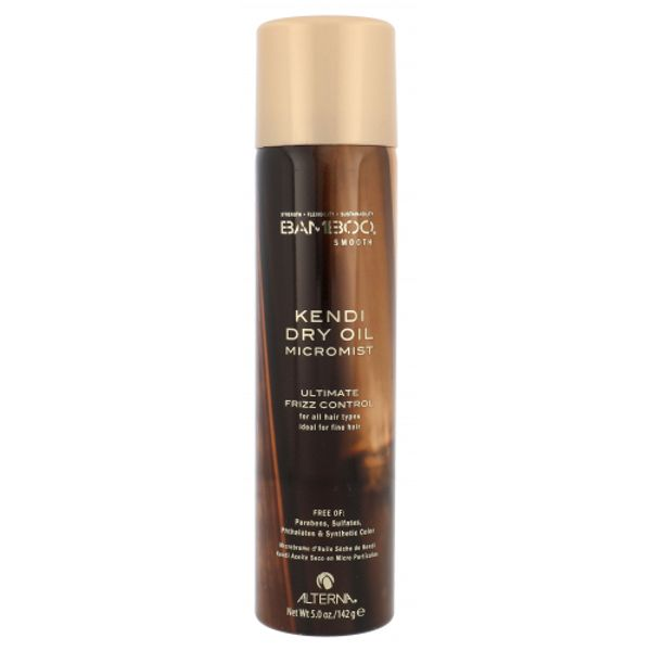 Alterna Alterna Bamboo Smooth Kendi Dry Oil Micromist 170 ml масла за коса за жени